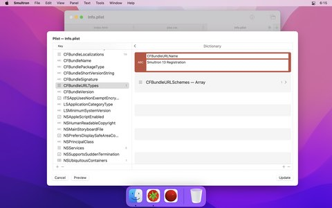 Smultron screenshot 3